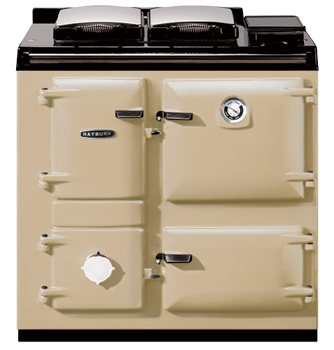 Cast Iron Rayburn 200 Series available via Heating South West