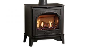 The traditional Gazco Stockton gas stove