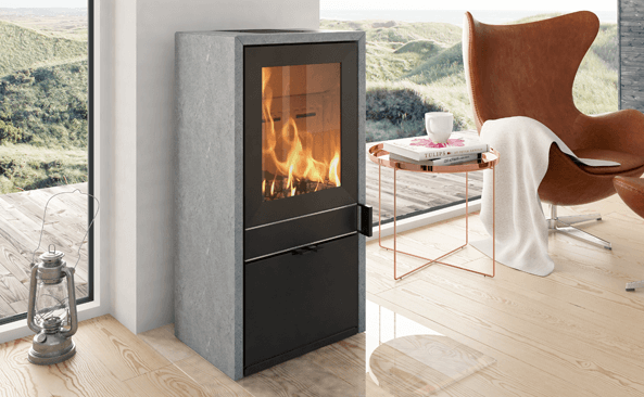 TermaTech stoves, available in the West Country from Heating South West