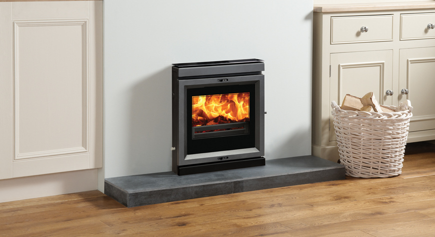 Stovas Wood Inset Fires are available at Heating South West