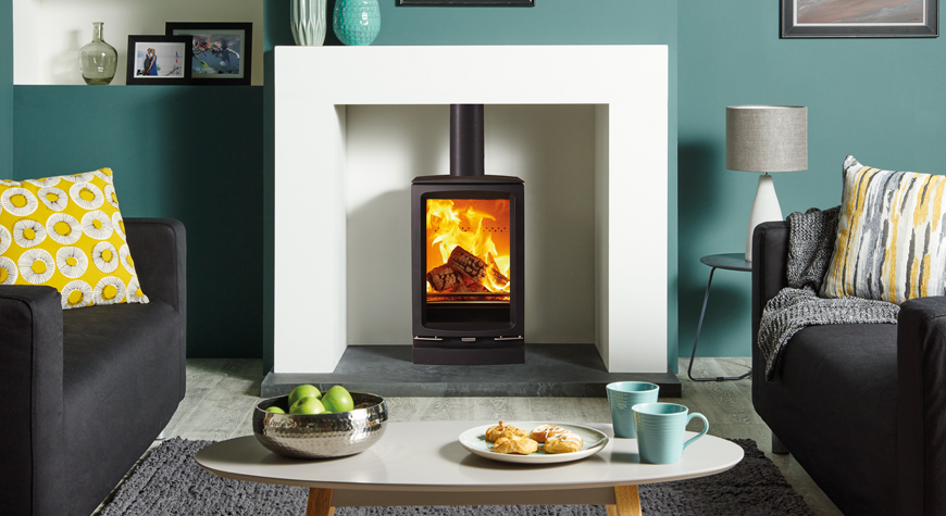 Another West Country company - Stovax stoves are available from Heating South West