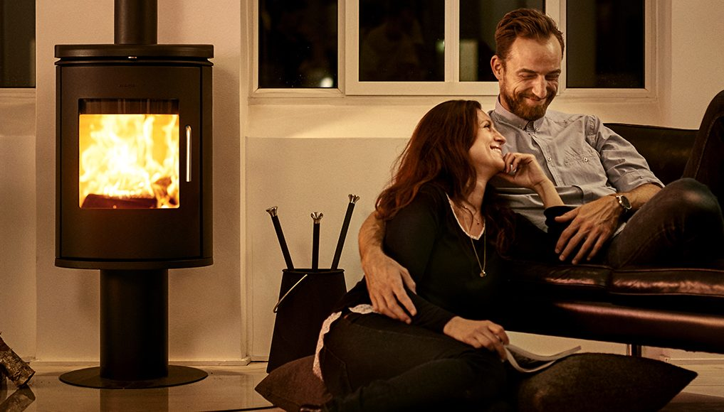 Cosy wood burning stoves from Morsø available at Heating South West