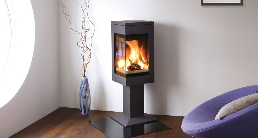 Nordpeis Stoves. A taste of Scandinavia available in Cornwal from Heating South West