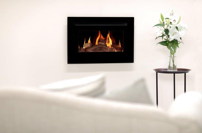 Devon based Woodwarm offer a gas range alongside their multi-fuel stoves, available now at Heating South West