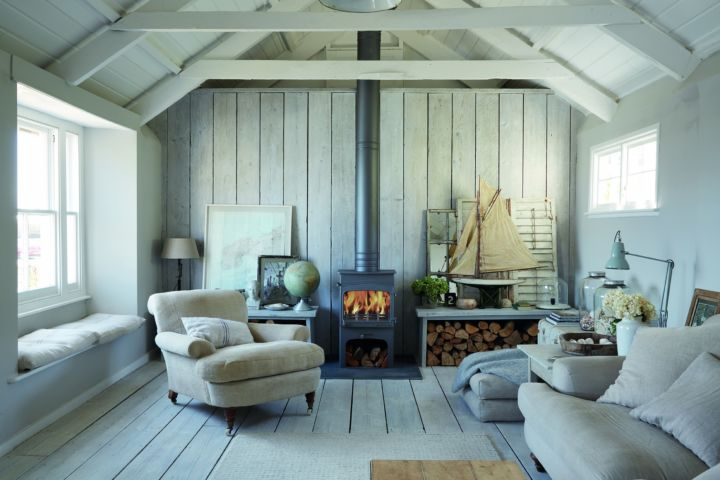 Woodwarm Wildwood - traditional looks, modern construction, available at Heating South West