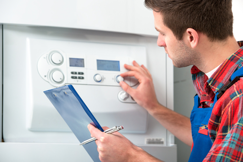Our Heating South West service techncians can also install new boilers