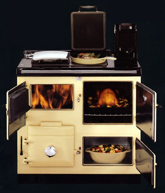 Heating South West are stockists for Rayburn Range Cookers