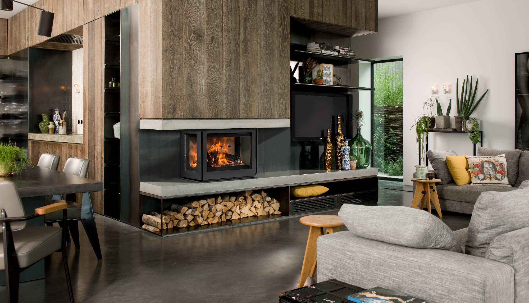 Durable and reliable. Barbas are available from Heating South West in Liskeard, Cornwall