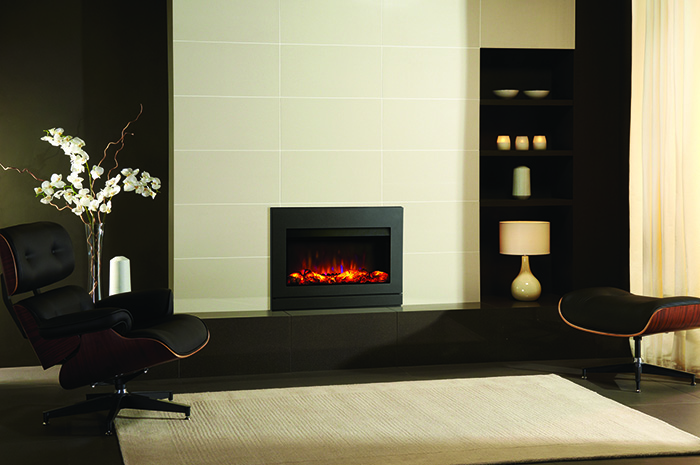 Gazco also manufacture electric inset fires. You can get yours at Heating South West